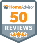 50 reviews award homeadvisor